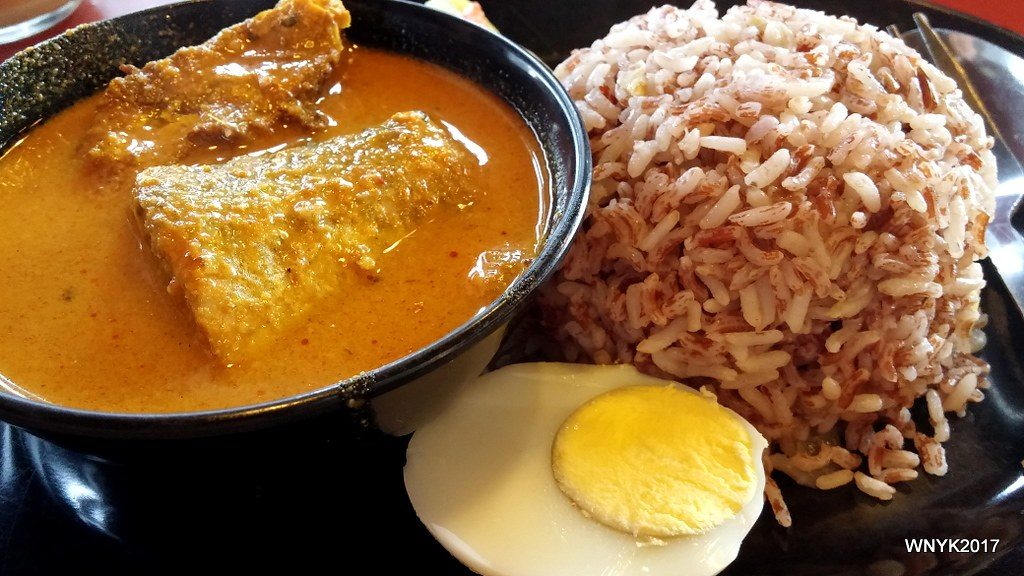 popular dishes of Malaysia
