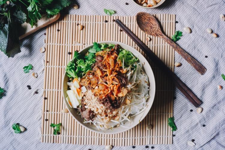 Rice Beef Noodles