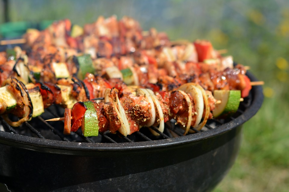 Flavorful Grilling