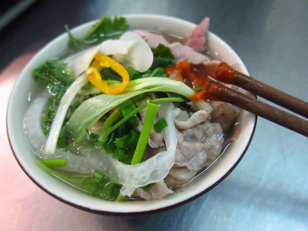 Vietnamese food in Hanoi