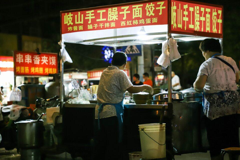 night markets thailand