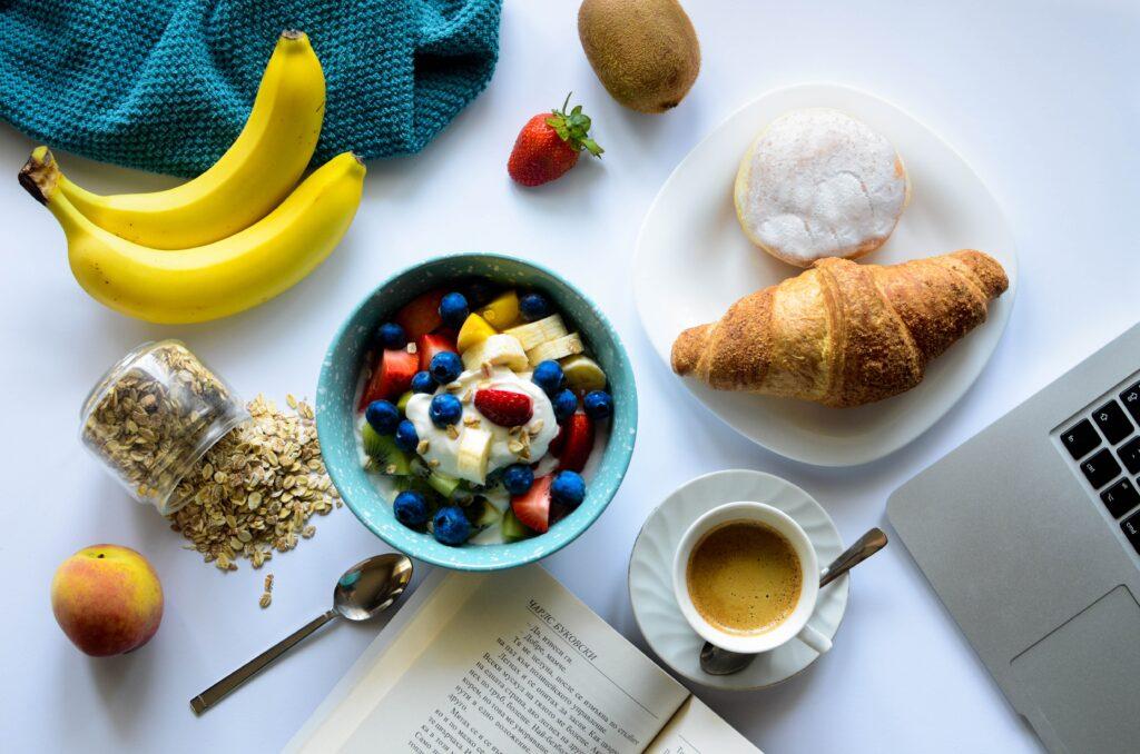enjoy thai breakfast