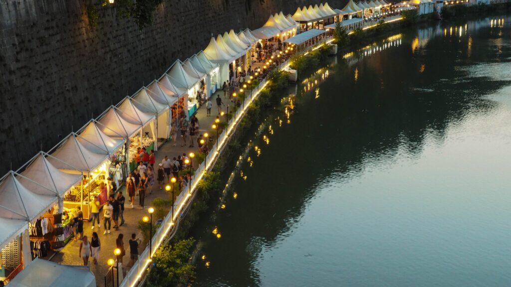 best night markets in Thailand