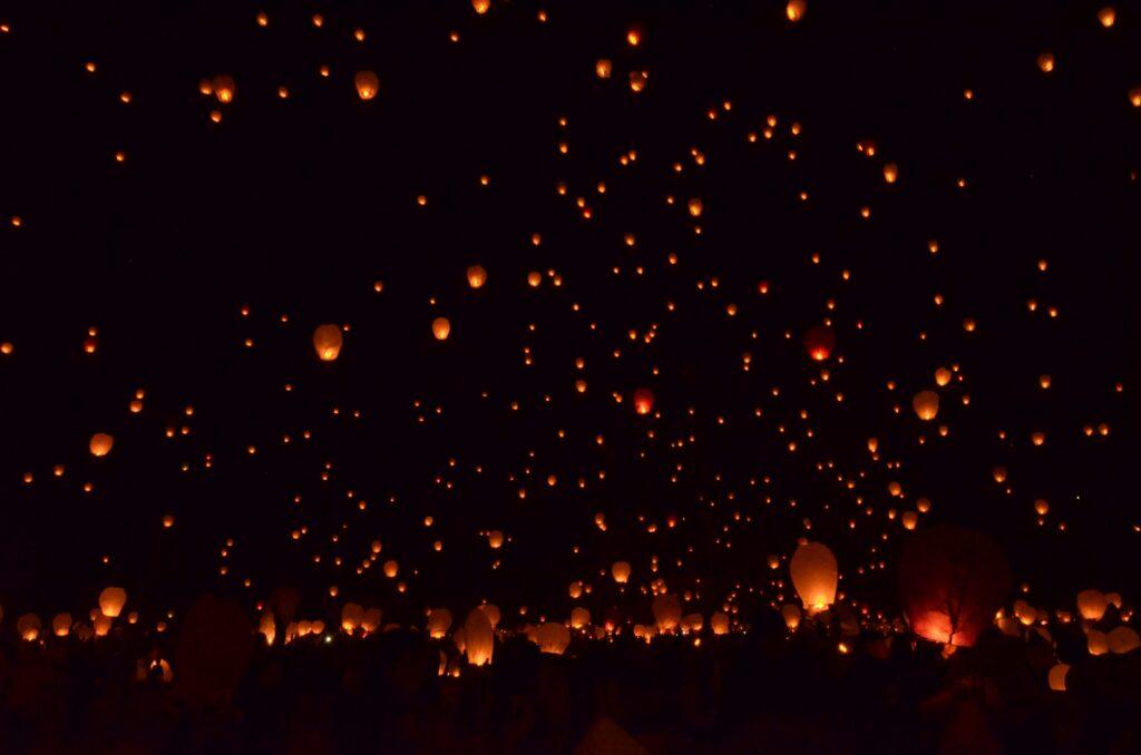lantern festivals in the world