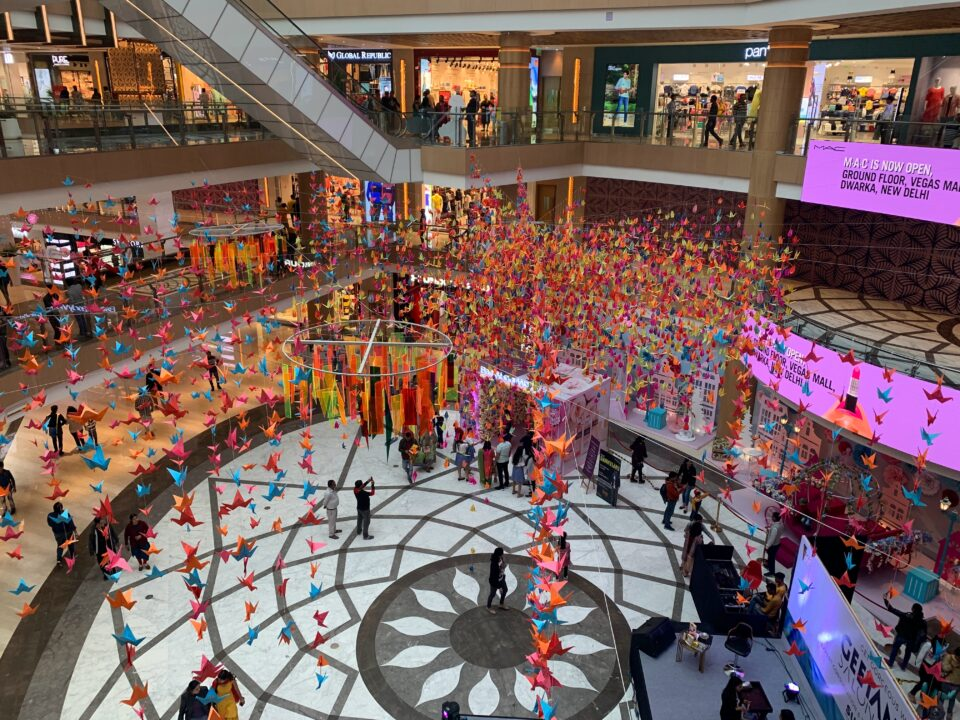 popular shopping centres in Singapore