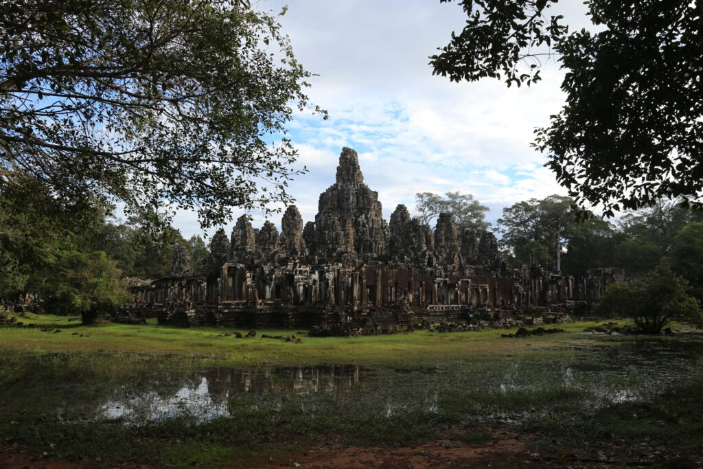 attractive places to visit in Cambodia