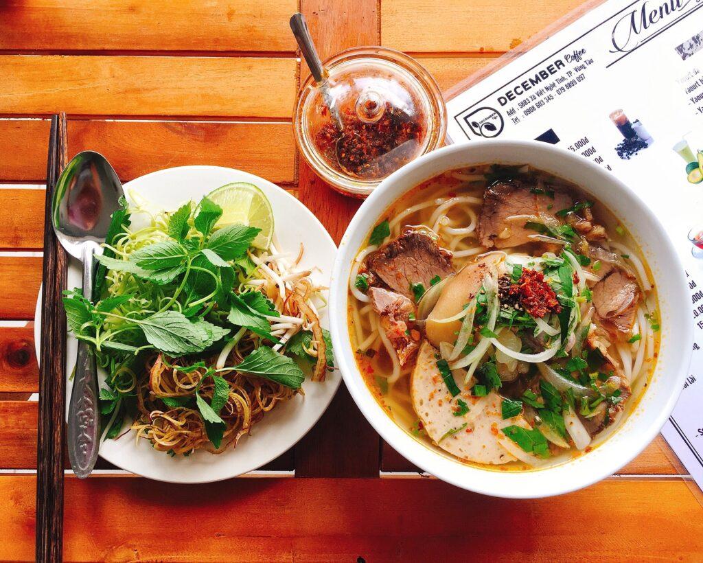 popular Thai dishes
