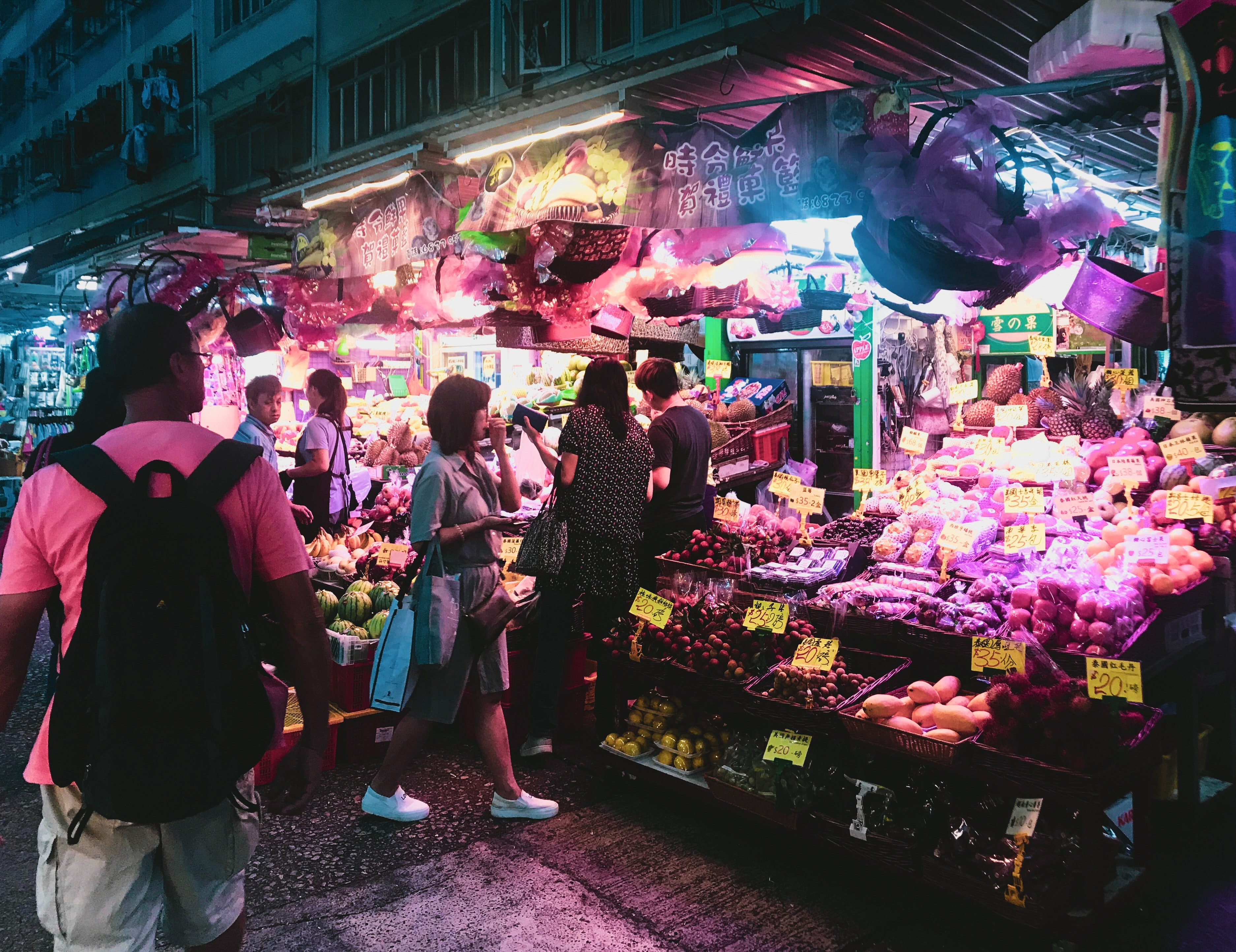 best night markets to visit in Bangkok
