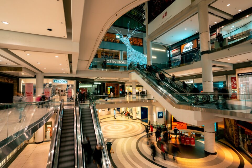 best shopping malls in Malaysia
