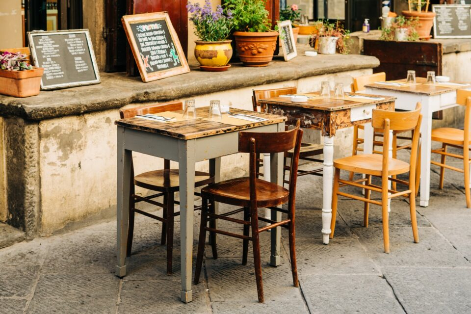 popular Italian resstaurants
