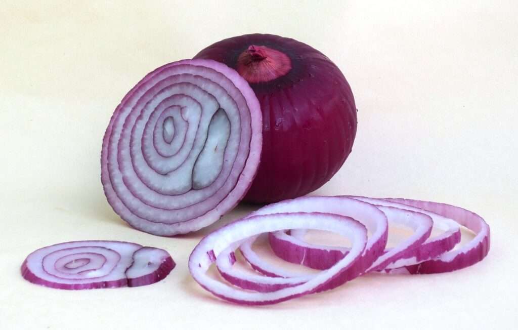 technique to chop onions